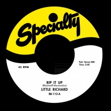"LITTLE RICHARD ""Rip It Up / Ready Teddy"" 7"""