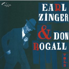 "EARL ZINGER & DON ROGALL ""VOLUME 2"" 10"""