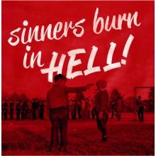 SINNERS BURN IN HELL Volume 1 LP