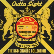 OUTTA SIGHT The R&B Singles Collection Vol.2 LP