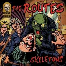"ROUTES ""Skeletons"" LP"