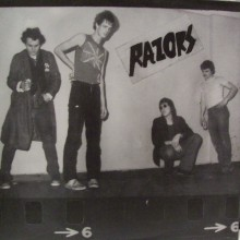 "RAZORS ""Christ Child / Enemy"" 7"""