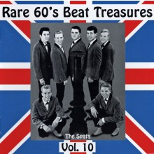 RARE 60S BEAT TREASURES VOLUME 10 CD