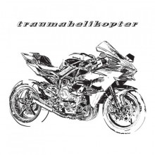 "TRAUMAHELIKOPTER ""Look The Other Way"" 7"""