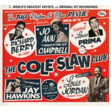 Cole Slaw Club - The Big Rhythm & Blues Revue CD