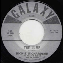 "RICHIE RICHARDSON ""THE JUMP/ I LIKE IT LIKE THAT"" 7"""