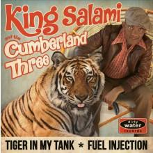 "King Salami & The Cumberland Three ""Tiger In My Tank"" 7"""