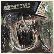 "MASONICS ""Obermann Rides Again"" LP"