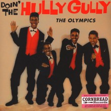 "OLYMPICS ""Doin' The Hully Gully"" LP"