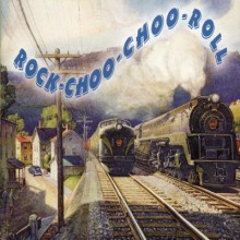 ROCK-CHOO-CHOO-ROLL CD (Buffalo Bop)