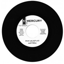 "SONNY MOORE ""ERASE AND REPLACE / AT THE CROSSROADS"" 7"""