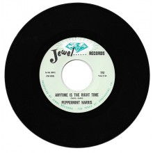 "PEPPERMINT HARRIS ""WAIT UNTIL IT HAPPENS TO YOU / ANYTIME IS THE RIGHT TIME"" 7"""