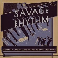SAVAGE RHYTHM CD