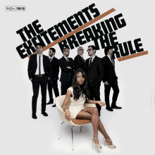 "EXCITEMENTS ""BREAKING THE RULE"" LP"