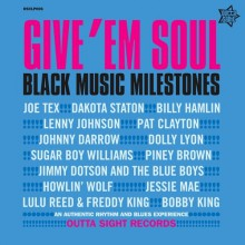 GIVE 'EM SOUL Volume 3 LP