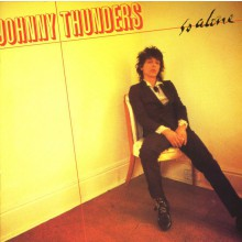 "JOHNNY THUNDERS ""So Alone"" LP"