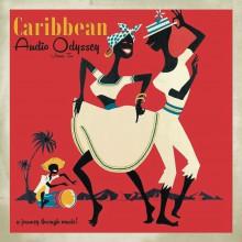 "CARIBBEAN AUDIO ODYSSEY Volume Two 10"""
