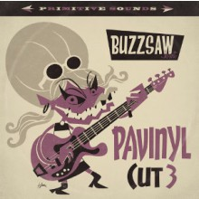 BUZZSAW JOINT: Cut 3 / Pavinyl LP