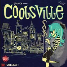 "COOLSVILLE Vol. 1 /Stay Sick presents… 10"""