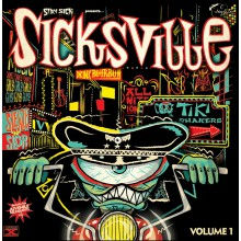 "SICKSVILLE Volume 1 10"""