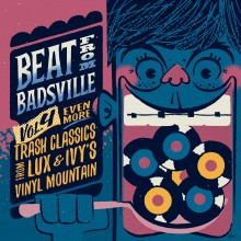 BEAT FROM BADSVILLE Volume 4 CD