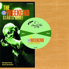 THE WEEKEND STARTS HERE 10""