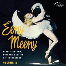 "EENY MEENY - EXOTIC BLUES & RHYTHM Vol. 12 10"""