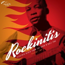 ROCKINITIS Vol. 2: Electric Blues From The Rock`n ́Roll Era LP