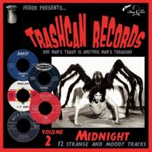 TRASHCAN RECORDS Volume 2: Midnight 10""