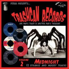 """TRASHCAN RECORDS Volume 2: Midnight 10"""""""