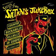 """SONGS FROM SATAN'S JUKEBOX Volume 2 10"""""""
