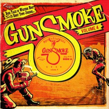 GUNSMOKE Volume 4 10""