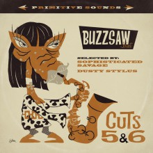 BUZZSAW JOINT Cut 5+6 CD