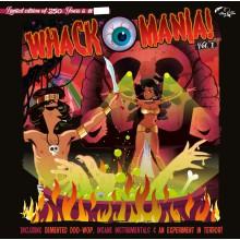 """WHACK-O-MANIA Vol. 1 10"""""""