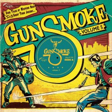 GUNSMOKE Volume 5 10""