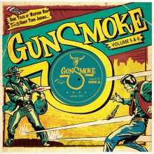 GUNSMOKE Vol. 5+6 CD