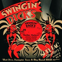 SWINGIN' DICKS: Shellac Shakers Vol. 1+2 CD