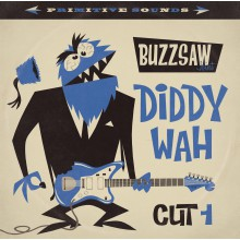 BUZZSAW JOINT: Cut 1 / Diddy Wah LP