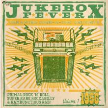 "JUKEBOX FEVER ""Volume 1: 1956"" 10""+CD"