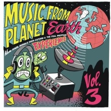 MUSIC FROM PLANET EARTH Volume 3 10""