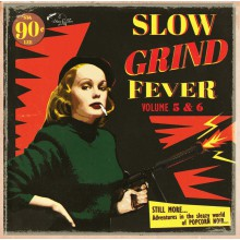 SLOW GRIND FEVER VOL. 7 & 8 CD