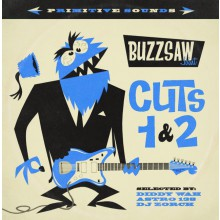 BUZZSAW JOINT Cut 1+2 CD