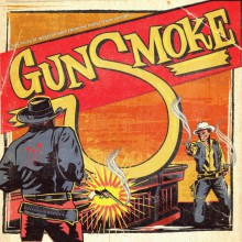 GUNSMOKE Volume 1  10""