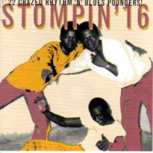 STOMPIN' Volume 16 CD