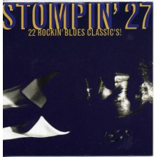 STOMPIN Volume 27 CD