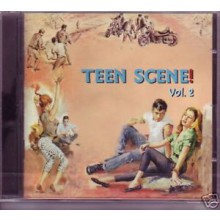TEEN SCENE! VOL. 2 cd