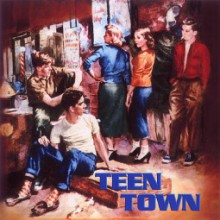 TEEN TOWN cd (Buffalo Bop)