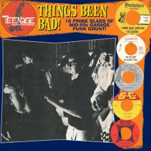 "TEENAGE SHUTDOWN ""THINGS BEEN BAD"" LP"