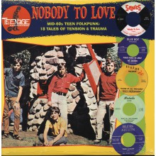 "TEENAGE SHUTDOWN ""NOBODY TO LOVE"" LP"