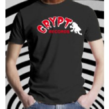 CRYPT Shirt - black